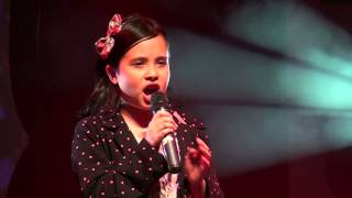 I WHO HAVE NOTHING - Jordan Sparks cover version performed at TeenStar