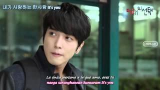 [Sub Español+Hangul+Rom] It's you - Park Hyo Shin - Marry Him If You Dare OST