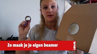 Maak een beamer van je smartphone! - EDITIE NL