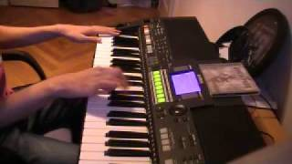 Linkin Park - In the End (Keyboard Cover) on Yamaha PSR-S550