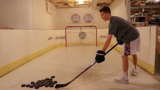 Glory Hockey INFERNO Shots!
