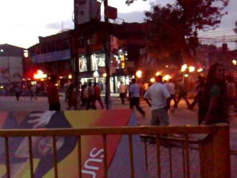 Friday Night Kathmandu Style