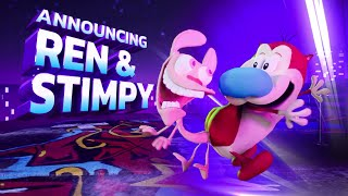 Ren & Stimpy join Nickelodeon All-Star Brawl
