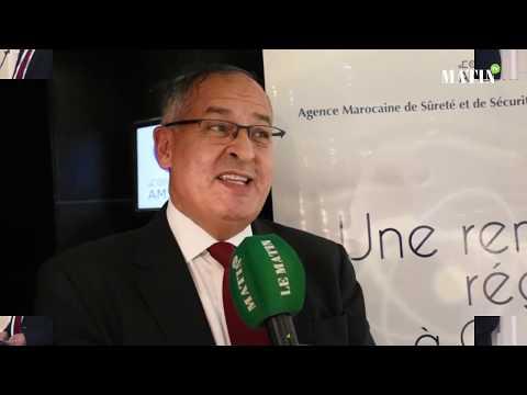 Video : L'Agence Marocaine de Sureté et de Sécurité Nucléaires et Radiologiques présente son plan stratégique 2017-2021