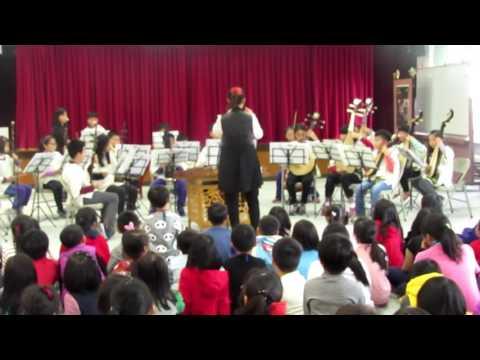 1220耶誕國樂表演 - YouTube