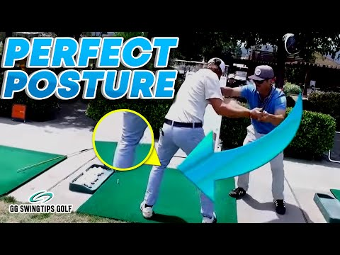 Perfecting Posture at Address | Golf Swing Tips