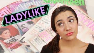 Women Try Early 2000s Makeup • Ladylike