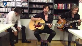 """Marlene Kuntz - Il Genio (estratto da """"Nella Tua Luce"""", il nuovo album) - Live@Rockol"""