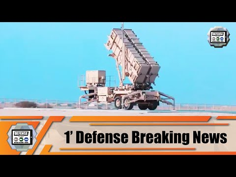 Qatar conducts military exercise with Patriot PAC-3 MSE and PAC-2 air defense missile system