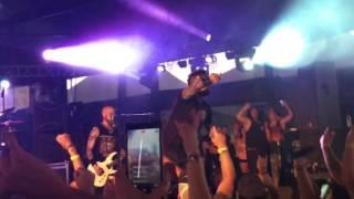 Drowning Pool - Bodies - Live Rockfest Wi 2017