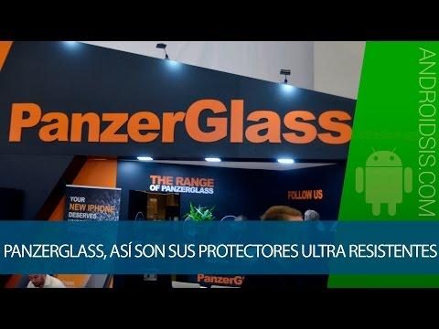 Panzerglass, un protector de pantalla que resiste martillazos