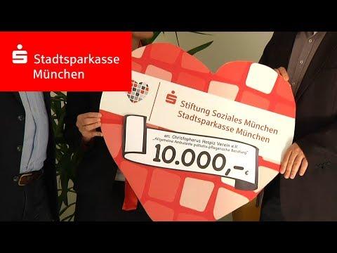 Stiftung soziales München der Stadtsparkasse München