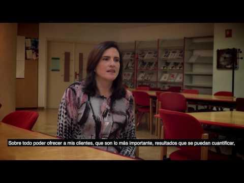 Protagonistas PADE: Elvira Violeta del Busto
