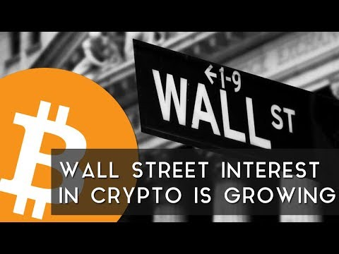 Wall Street wants in on Bitcoin, and they're moving fast!