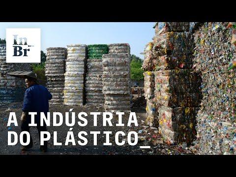 Como a indústria de plásticos luta para continuar poluindo o mundo