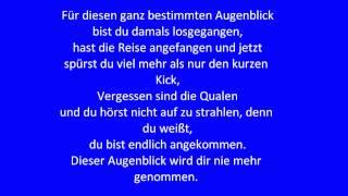 Das Wasser Wise Guys lyrics