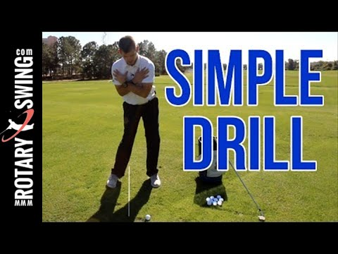 Shift Your Weight Like A Tour Pro | Simple Golf Lesson