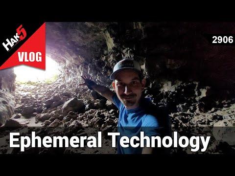 Ephemeral Technology - Hack Across America 2021 - Hak5 2906