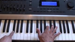 How to play Oceans on piano - Coldplay - Piano Tutorial