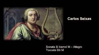Concerto de Piano - Obras de SEIXAS, Carlos