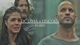 Octavia + Lincoln | Flares