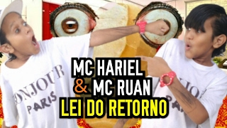 MC DON RUAN E MC HARIEL | LEI DO RETORNO (VIDEOCLIP) DJ YURI MARTINS PARÓDIA