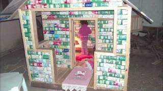 Casinha de bonecas da Nathy