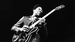 BB King Rock Me Baby Backing Track in C