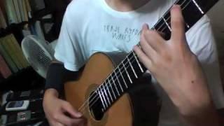 Bramble Blast 〜 Super Donkey Kong2 【classical guitar】