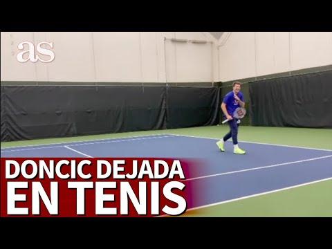 Es una estrella en todos los deportes: Doncic y la dejada exquisita a Barea… | Diario AS