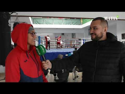 Video : Khadija Mardi : «Je rêve de me qualifier pour les JO de Tokyo»