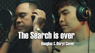 The search is over - survivor - Cover by Douglas & Daryl Ong width=