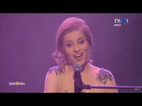 Diana Brătan - Paint it rainbow   Semifinala Eurovision 2018