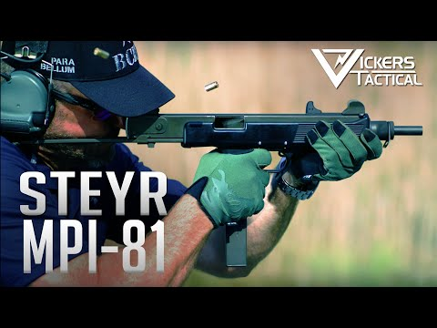 Steyr MPi-81