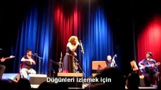Aynur & Cemil Qoçgiri Ensemble - Koçere - Türkçe Altyazılı - Frankfurter Hof Mainz - 10/10/2010