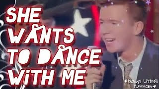 She wants to dance with me -Rick Astley (Subtitulos en español)