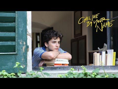 CALL ME BY YOUR NAME. La sensualidad. En cines 26 de enero.