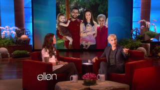 A Deaf Woman Who Can Finally Hear Meets Ellen