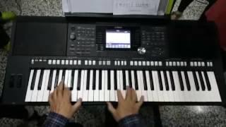 週二安安電子琴時間,示範歌曲:阮若打開心內的門窗!