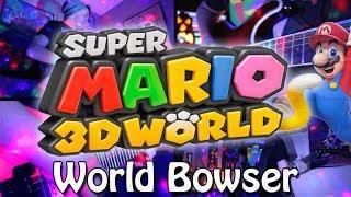 World Bowser - Super Mario 3D World (Rock/Dance) Guitar Cover | Gabocarina96
