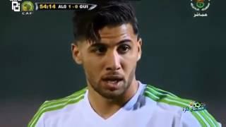 اهداف   ملخص مباراة الجزائر و الطوغو 1 0تصفيات كأس أمم أفريقيا 2019   YouTube