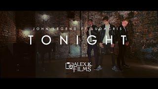 John Legend feat. Ludacris - Tonight by Vladislav Poliakov & @alexkfilms 2016 DJI OSMO