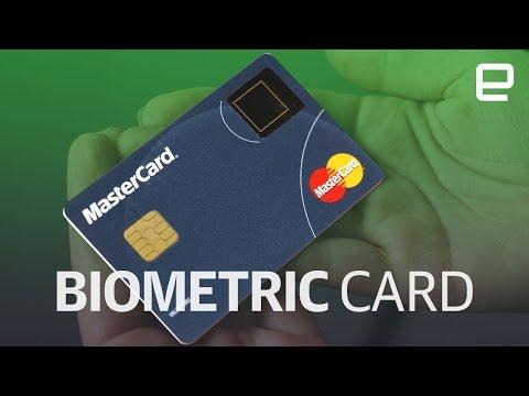 Mastercard biometric card   First Look