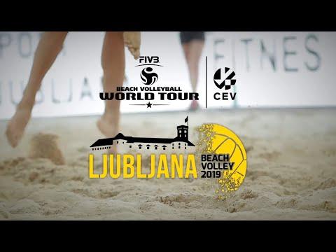 #BeachWorldTour | 1* Ljubljana teaser