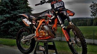 Motocross - Two Stroke Power Sound - Raw (NO MUSIC) KTM SX 125