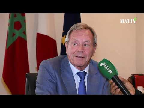Video : Philippe-Edern Klein : «Nous essayons de dupliquer à Dakhla ce que nous avons fait à Laâyoune»
