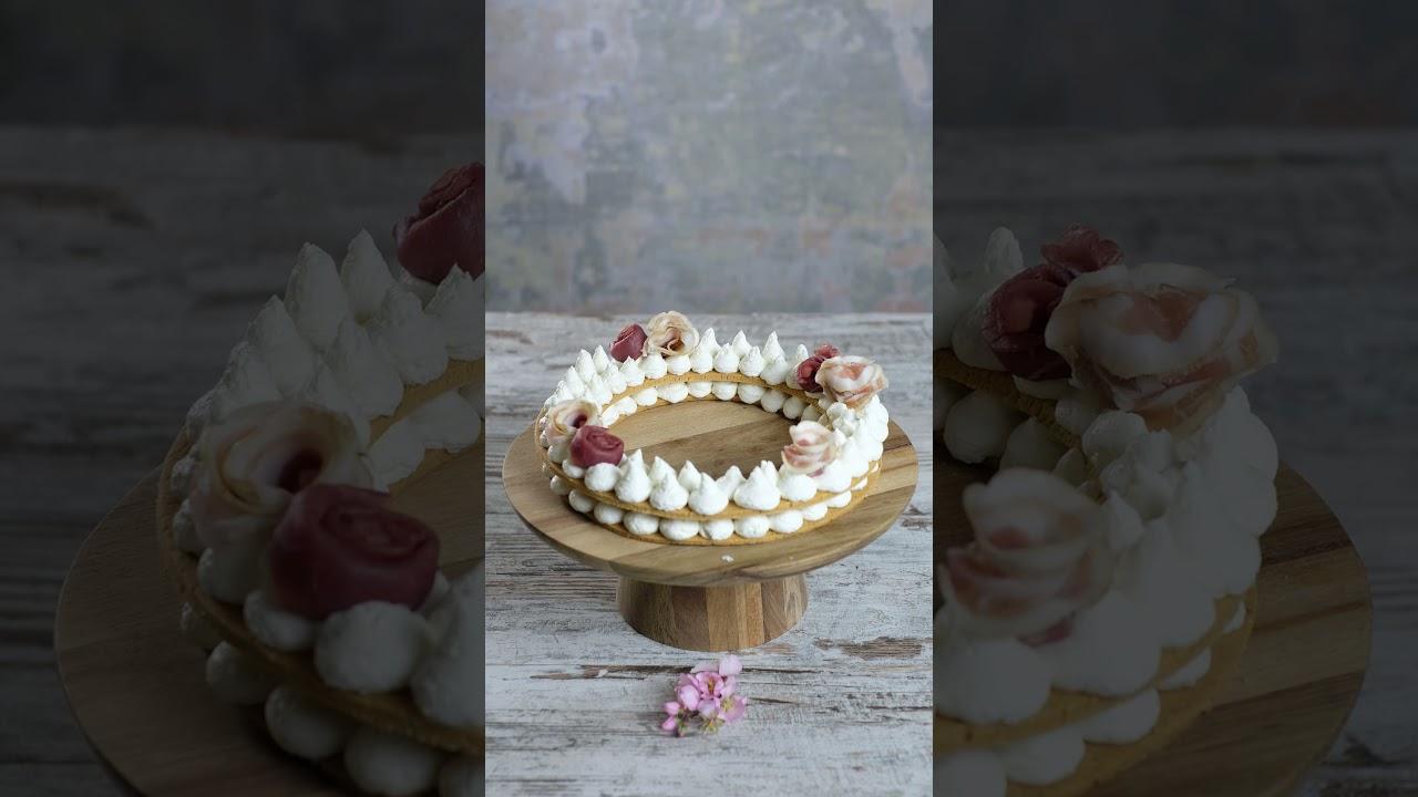 IVSI cover Cream tart salata di primavera