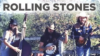 o Bardo e o Banjo - Honky Tonk Women (The Rolling Stones cover bluegrass)