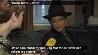 Bruno Mars vildare sida - Nöje Expressen TV Sweden