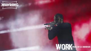 "(FREE) Kendrick Lamar Type Beat - ""Work"""
